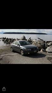 2002 Audi A4 Quattro Sedan