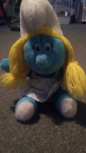 SMURFETTE FROM 1981