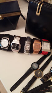 Watches-Ladies And Mens-Some Collectible