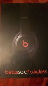 Beats  Solo 2 Bluetooth Wireless On Sale Stratford Kitchener Area image 1