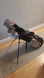 Junior Taylormade Golf Clubs