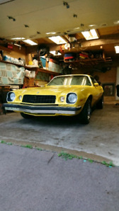 NEGOTIABLE~REDUCED~WANT URGENT SALE~1977 Camaro rs