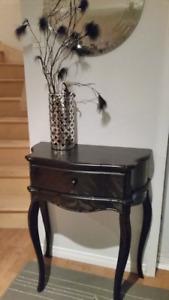jolie meuble d'entrée avec style 100$