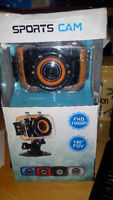 New in box GoPro sports Cam 1080P