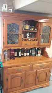 Antique hutch in mint condition!!!