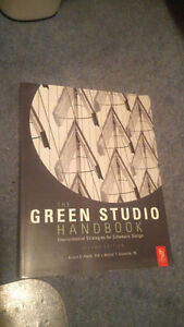 Green Studio Handbook, second edition Kitchener / Waterloo Kitchener Area image 1