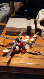 Lego rescue helicopter item number 7903