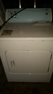 INGLIS AND FRIDGEDARE WASHER AND DRYER MACHINE FOR SALE