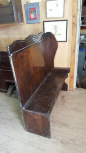 o'tooles bench seat