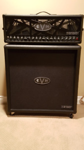 EVH 5150III Stealth Limited Edition / EVH 4x12 Stealth Cab