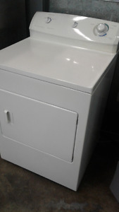 """Frigidaire Gallery 27"""" (White) Front Load Commercial Dryer"""