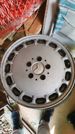 Mercedes w124 w201 alloy wheels 15