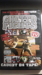 Ghetto Fights!!! As Seen On TV!!!! DVD
