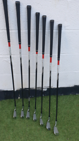 Used, R11 Golf irons 5-SW. for sale  Liverpool, Merseyside