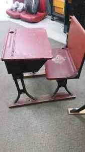 Vintage School Desk London Ontario image 6
