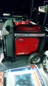 Generatrice 7000W Honda.