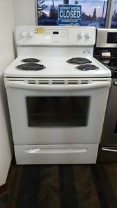 USED RANGE SALE - 9267 50St - STOVES FROM $250