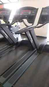 Life Fitness 95Ti commercial treadmill quick sale Kitchener / Waterloo Kitchener Area image 6