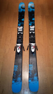 Great advanced youth skis
