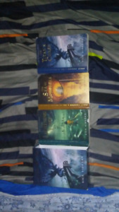 Percy Jackson 1st 3 books