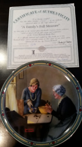 Rockwell Collector Plates