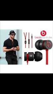 Beats by dr dre headphone never use