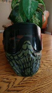 Vents Paintball Mask