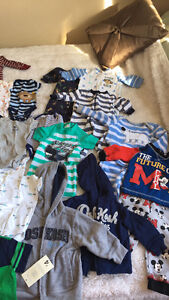 Baby BOY clothing- NB to 6months!!