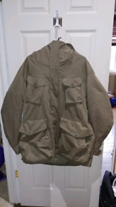 Winter Military-Style Jacket - Men's XL