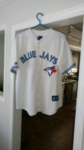 Authentic Blue Jays Jersey