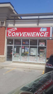 Convenience Store For Sale At Maclaughlin And Wanless.