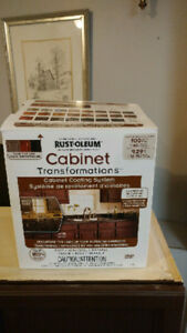Rust-oleum Cabinet Transformation kit Dark Chocolate