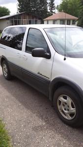 Montana Mini Van