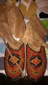 House of Harlow moccasin shoes Cambridge Kitchener Area image 1