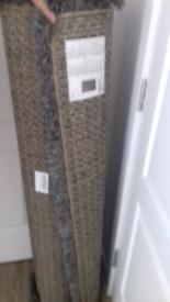 Lovely grey rug