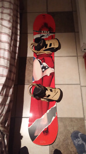Board Salomon Sabotage 156
