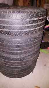 185/65/14 Michelin X Radial tires  Cambridge Kitchener Area image 1