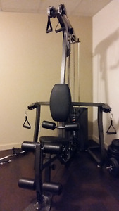 Exerciseur Northern Light multifonctions 150lbs