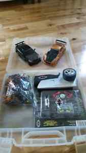 Xmod Nissan 350Z 4 roues motrices