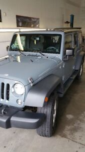 2014 JEEP WRANGLER UNLIMITED SPORT MINT CONDITION