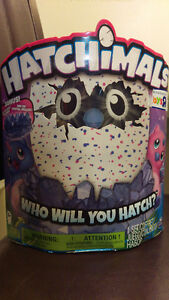 HATCHIMAL NEW IN BOX-Owlicorn-Includes Nest!