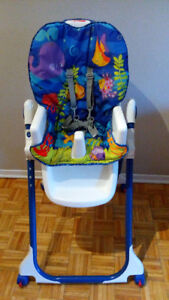 Fisher price High chair / Chaise haute Fisher price