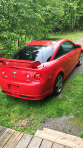 2005 Chevroler Cobalt SS Coupe Supercharged