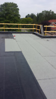 **ROOF REPAIRS**Flat and Shingle 35 YR. EXP.**