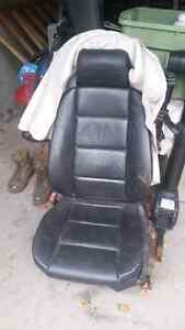 1998 BMW 328i front and rear seats