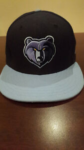 Memphis Grizzlies 7 1/8 Fitted Two-tone Kitchener / Waterloo Kitchener Area image 1