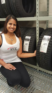 * WINTER TIRE SALE * KIA HYUNDAI Mazda Nissan Tire & Rim PKG's