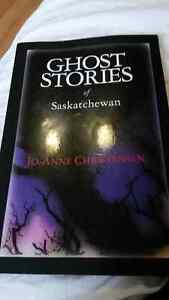 Ghost stories of saskatchewan book for sale . $15 or best offer