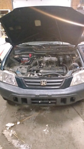 1998 Honda Crv All-time AWD