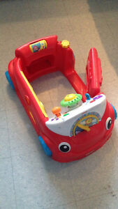 Baby car/ Lion Walker